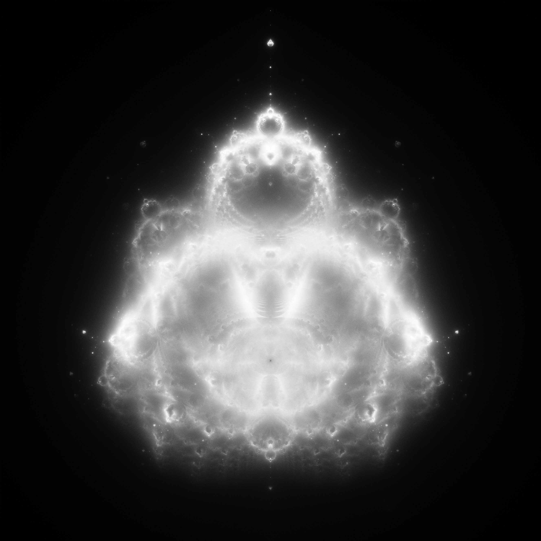 Buddhabrot super composite